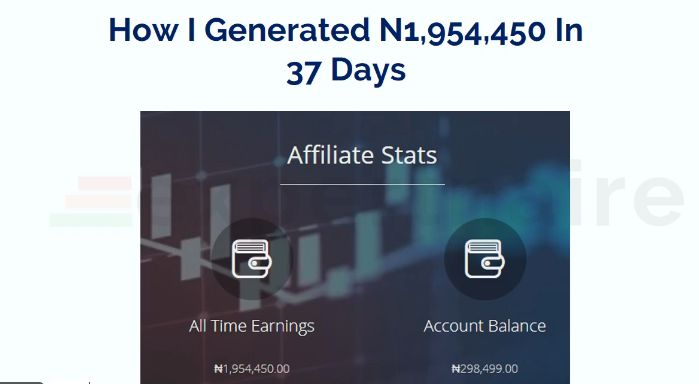 72 hour income generator