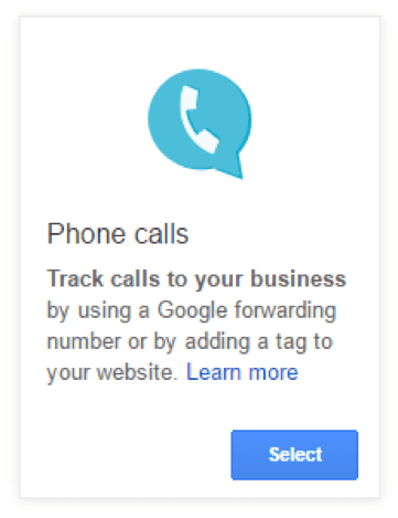 Call tracking system
