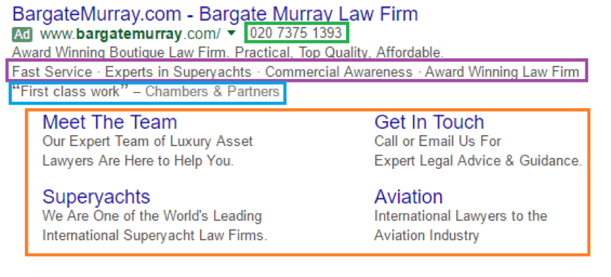 google ad mistakes: Quality ads