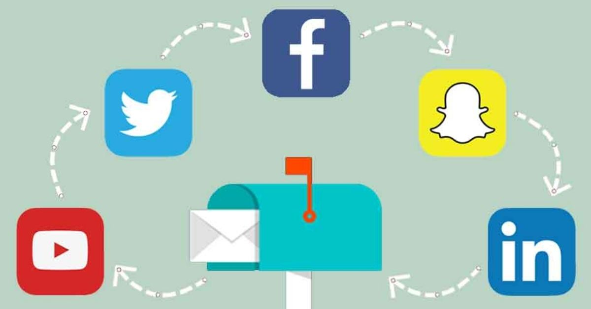 Email amrketing and social media
