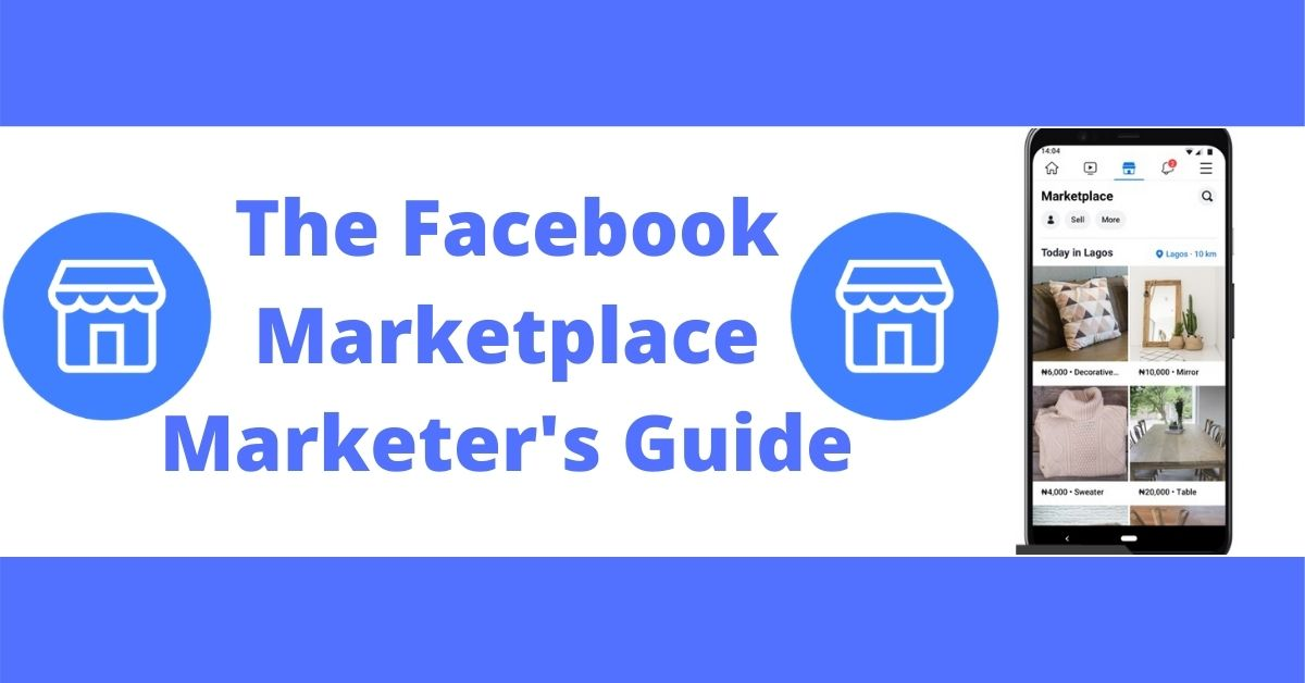 Facebook Marketplace for Marketers