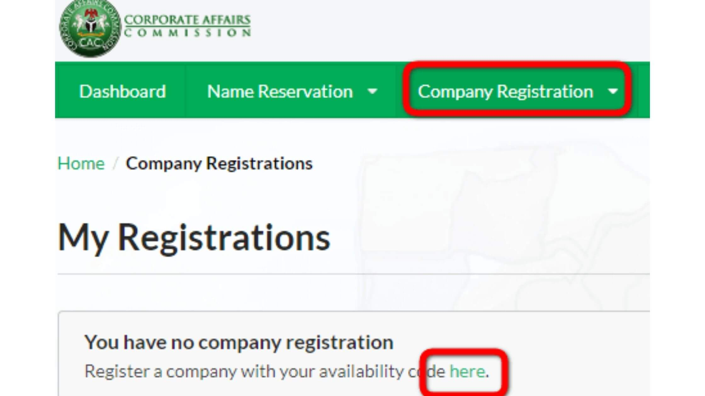 Company registration with CAC in Nigeria